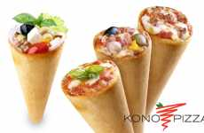 Cone Crusts - Konopizza