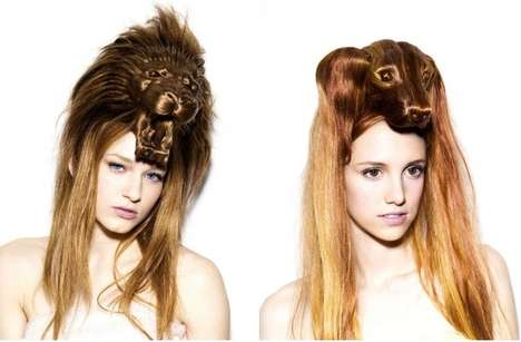 Animal Hair Hats - Nagi Noda Creations