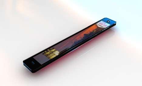 Dual Screen, No Frills Cell Phones