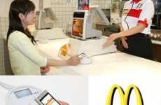 McDonalds by Mobile - Japan's RFID Contactless Coupon Program
