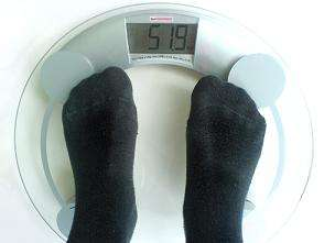 Vibrating Scales - Lose Weight Easily