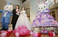 Hello Kitty Weddings