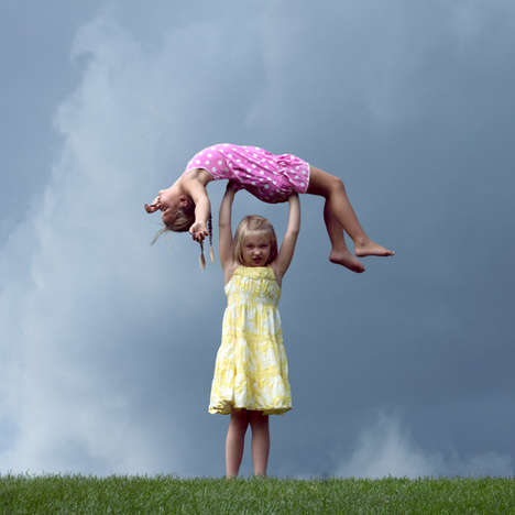 Playful Make-Believe Photography