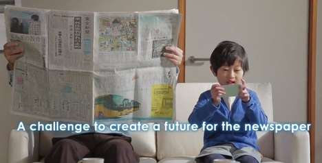 Child-Translating Newspaper Apps - The Tokyo Newspaper Develops an App to Translate News for Kids