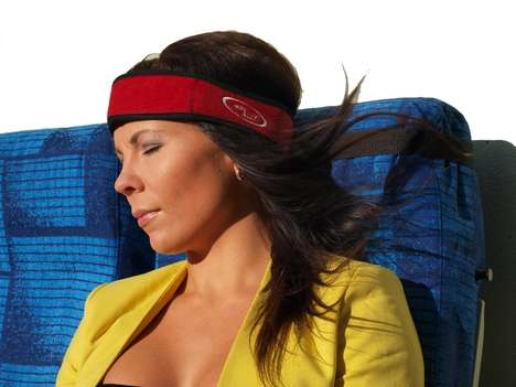 Chair-Strapped Headbands