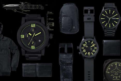 Stealth Neon Watches