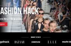 Fashionable Smartphone App Contests - The Hacktathon 2013 Competition Celebrates Technology