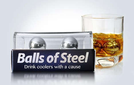 Spherical Non-Melting Metal Coolers