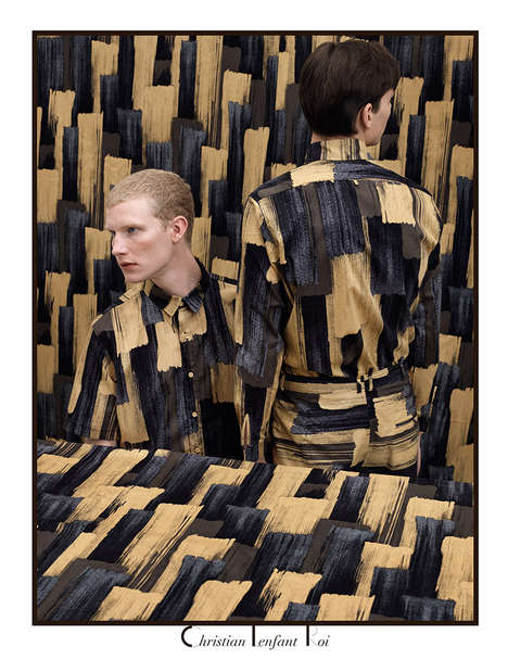 Pattern-Blended Catalogs