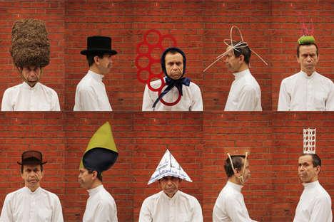 Architecturally-Inspired Headgear