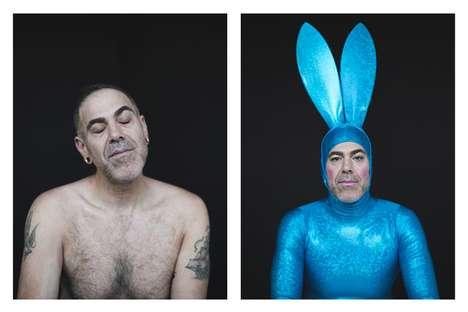 Costume-Contrasting Portraiture