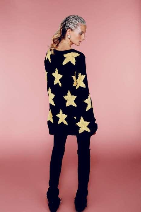 Glittering Knitwear Catalogs