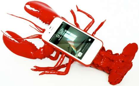 From Crustacean Phone Covers to Lobster-Like Golf Bags