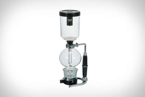 Laboratory-Like Coffee Machines