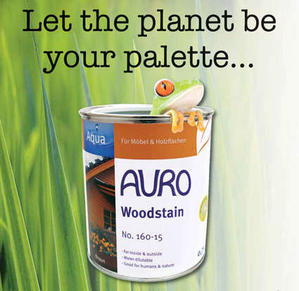 Naturally Raw Paint Products