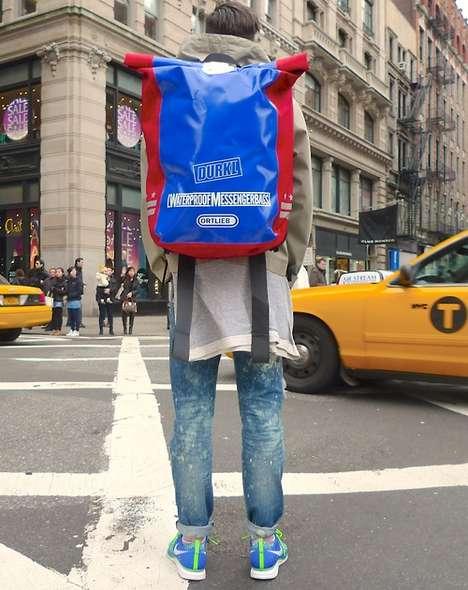 Mailman Menswear Bags