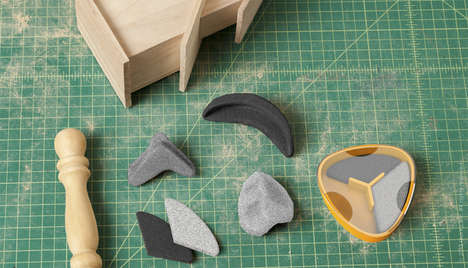 Moldable Wood Smoothers