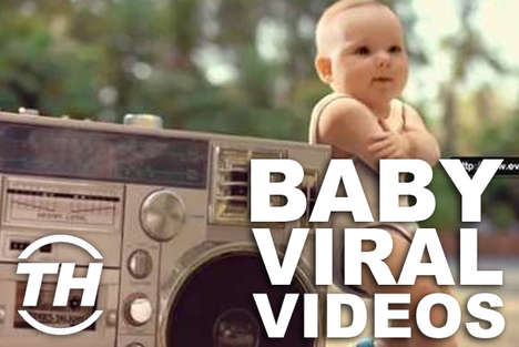 Baby Viral Videos - Shelby Walsh Dishes on Irresistible Baby Videos with Some Serious Traffic