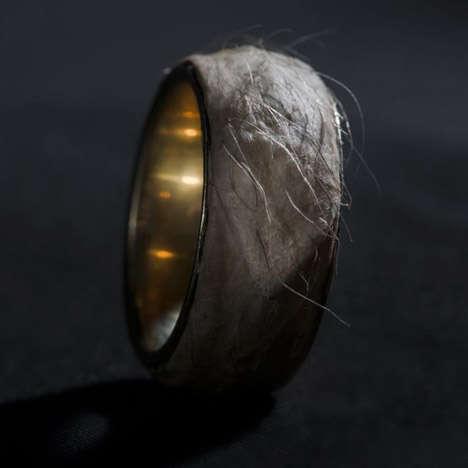 Flesh-Encrusted Jewelry