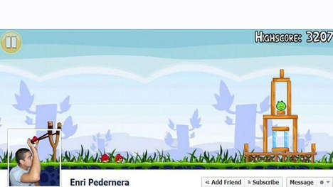 Clever Facebook Covers - Facebook Users Use Timeline Cover Photo Space to Express Fun and Creativity