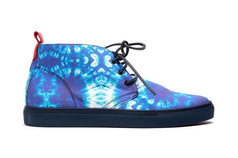 Upscale Tie-Dye Sneakers