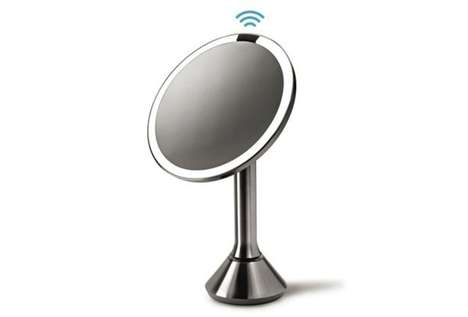 Sensor-Equipped Vanities - The Sensor Mirror Gives You Convenient Automatic Lighting