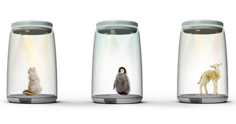 Downloadable Digital Animals - These Digital Pets are a Sound Solution to the Real Thing