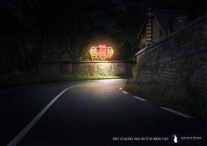 Decieving Neon Sign Ads