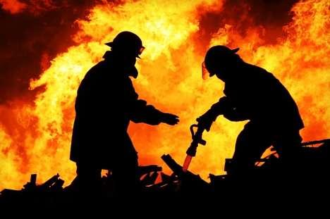 Firefighter-Saving Pills