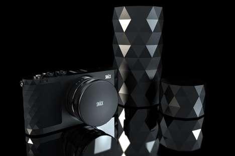 Triangulated Concept Cameras
