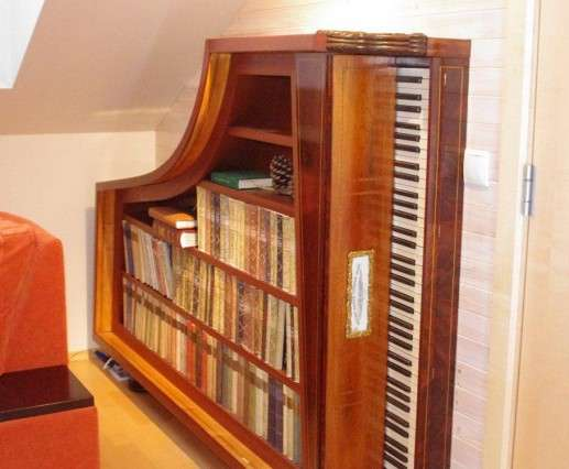 Musical Instrument Furniture