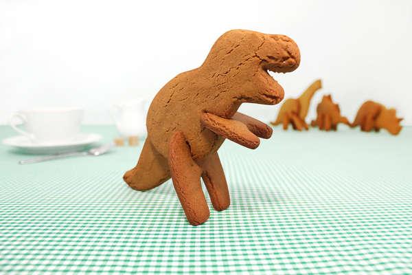 10 Dinosaur Food Creations