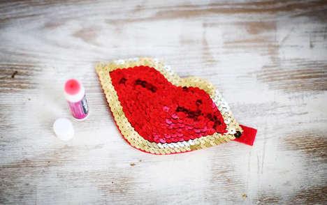 DIY Lip Gloss Holders