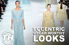 Eccentric Oscar-Worthy Looks - Jaime Neely Dishes on Glamorous Academy Awards Fashion