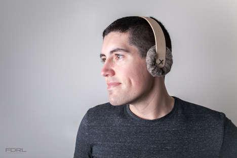 Masquerading Low-Tech Earmuffs