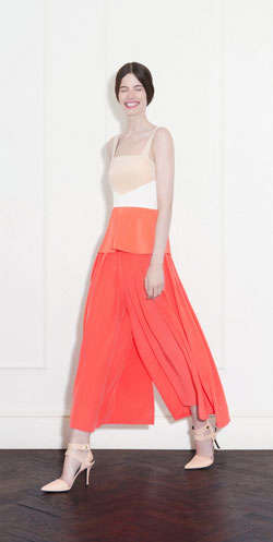 Barbara Casasola's Spring/Summer 2013 Line is Layered