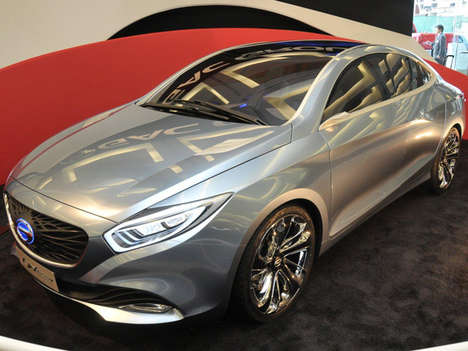 Contemporary Chinese Eco Cars