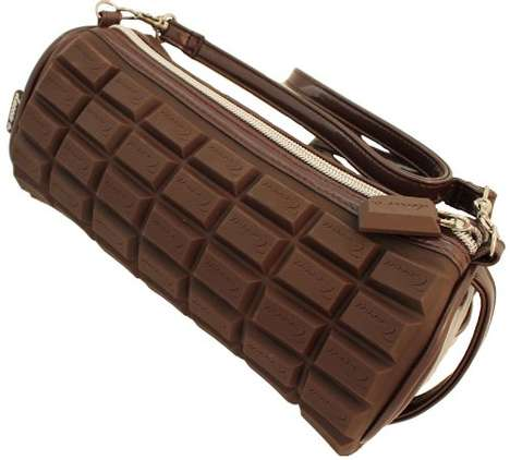 Aromatic Candy Purses - Look Absolutely Irresistible with the Scented Chocolate Handbag