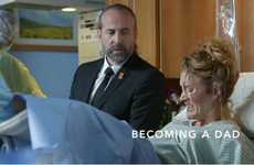 Life Replacement Ads - Actor Peter Stormare Takes on Responsibilities in This Call of Duty Ad