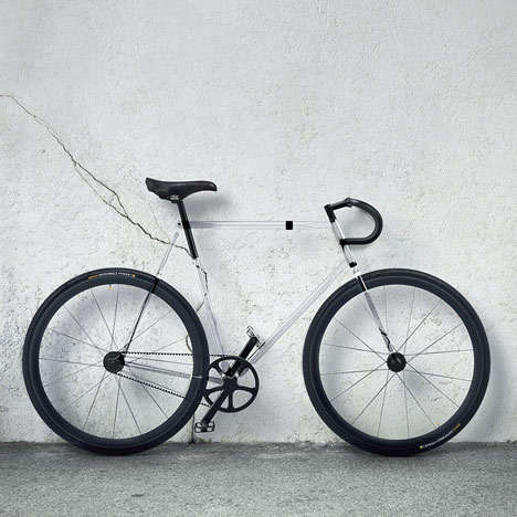 Transparent Two-Wheelers