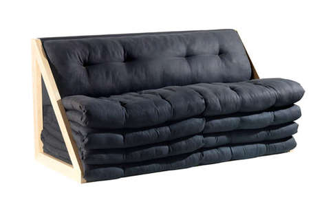 Multifunctional Minimalist Couches