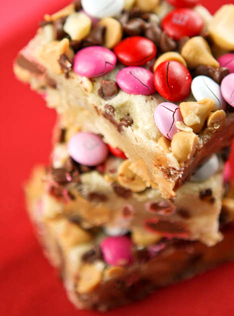 Confection-Crammed Dessert Bars