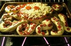 Tentacled Pepperoni Pizzas