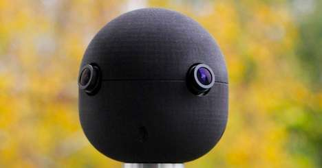 360-Degree Video Cameras