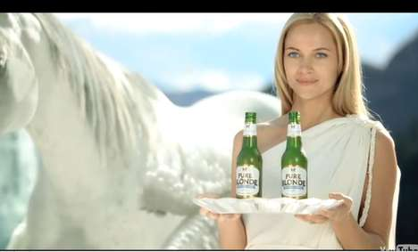 From Masculine Diet Beer Ads to Action Hero Booze Commercials