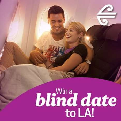 Flighty Blind Dates