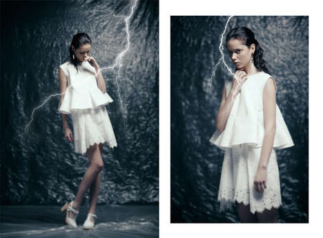 Luxe Electrified Photoshoots