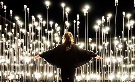 Glorious Light Bulb Gardens