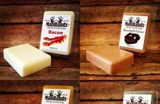 Manly Scented Soaps - ManHands has Captured the Fragrant Essence of Man in its Man Soap Line