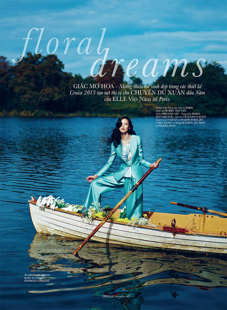 Whimsical Boating Editorials
